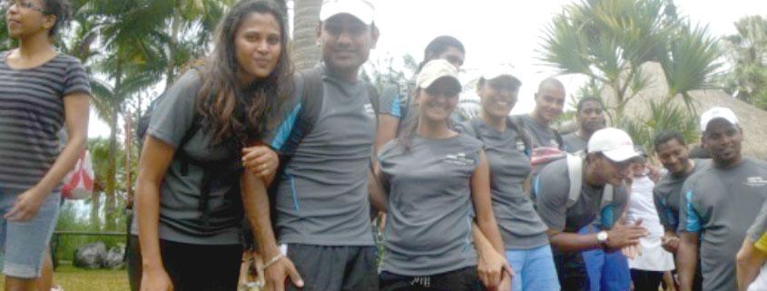 Ferney Trail 2012 Participant