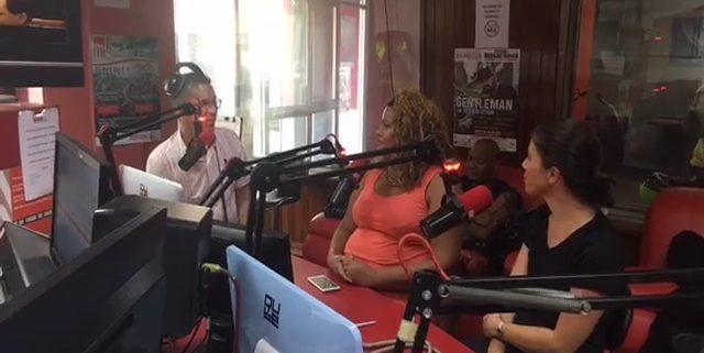 Intervention Radio One Nettoyage de Plage