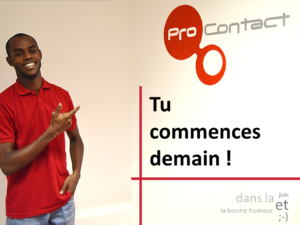 Recrutement Mada Procontact
