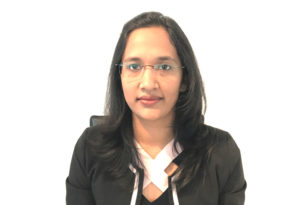 Fardeena Rojoa - direction financière ProContact