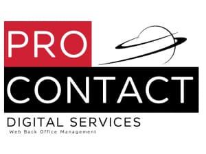 ProContact Service Digital - expert de votre externalisation digitale