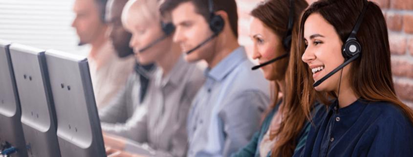 Les métiers qui composent les centres d'appels permettent de diminuer les délais et les coûts chez les clients et d'augmenter la satisfaction.